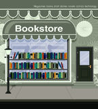 bookstore-located-city-streets-34709102