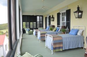 sleeping porch big